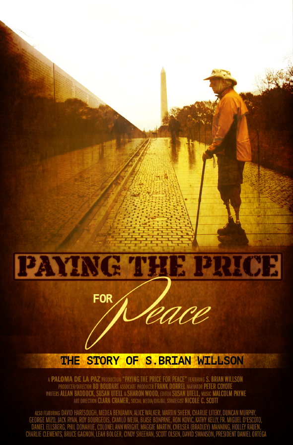 Paying The Price For Peace Poster