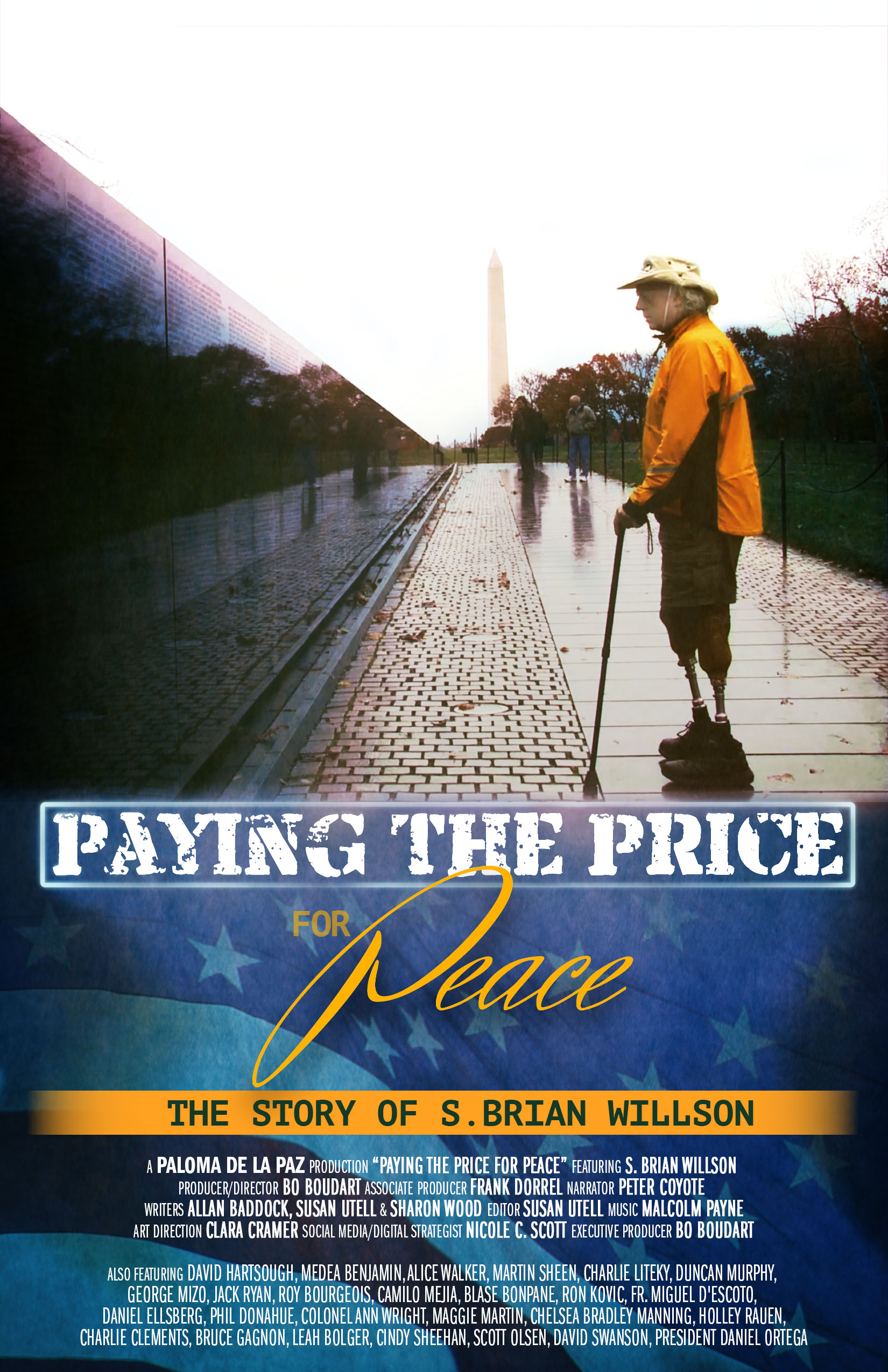 Paying The Price For Peace Final Movie Poster