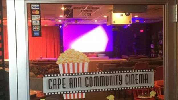 Paying the Price for Peace screens at the Cape Ann Community Cinema in Gloucester, MA